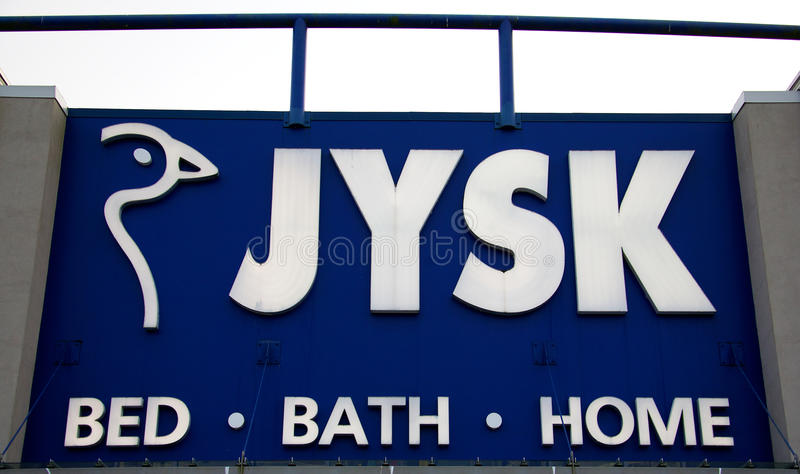 Download JYSK editorial photography. Image of ceos, jysk, commerce - 23660937