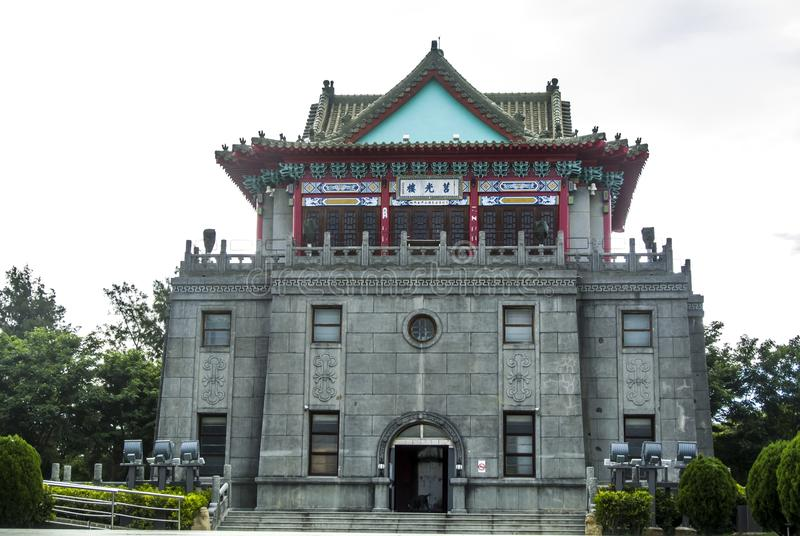 Jyuguang Tower royalty free stock photography