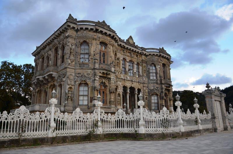 KÃ-¼ çà ¼ ksu Palast in Istanbul, engagierend stockbild