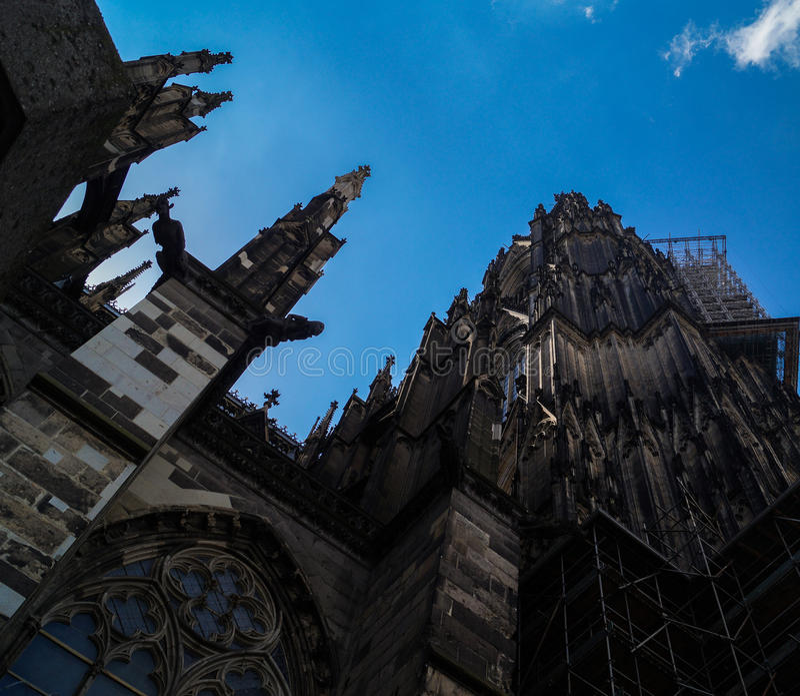 Kölner Dom 免版税库存照片