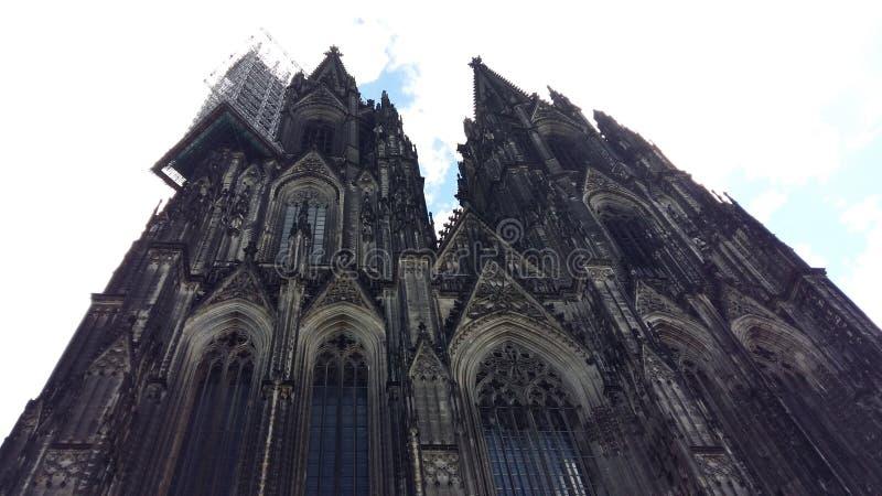 Kölnerdom royalty-vrije stock afbeeldingen