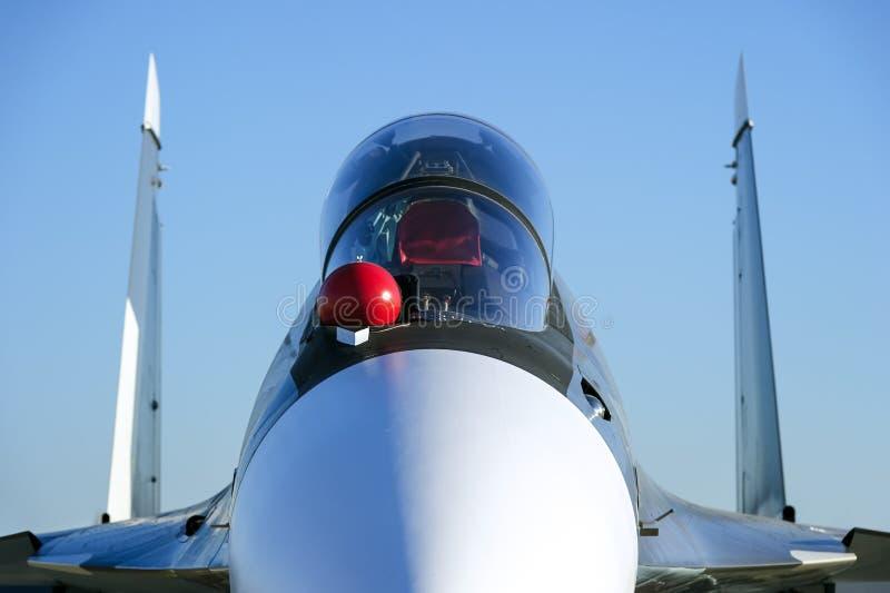 Kämpe-bombplan stråle royaltyfria bilder