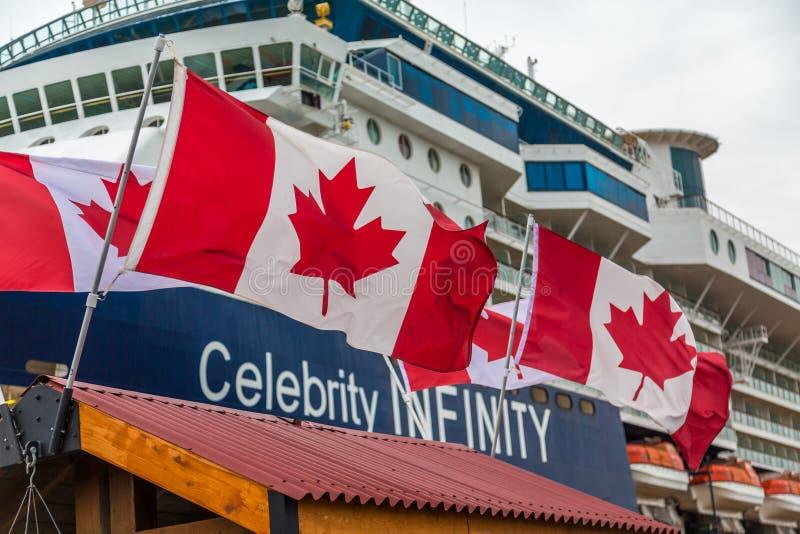 Kändisoändlighet i Kanada fotografering för bildbyråer