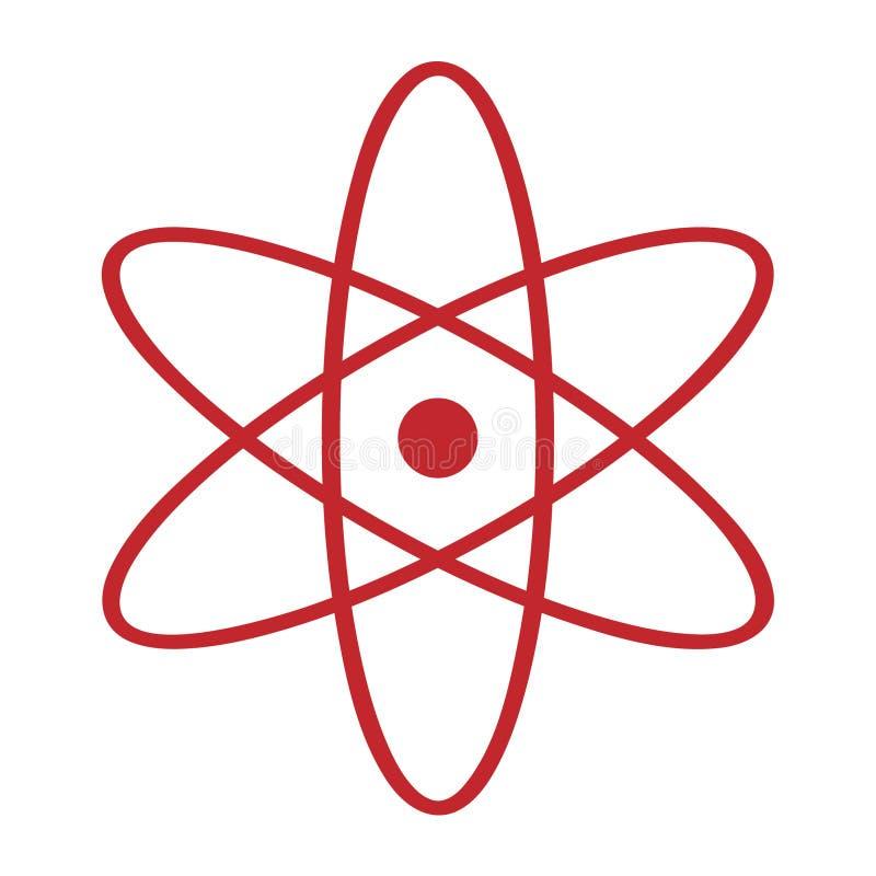 Kärn- dragen teckenutstrålningshand, vektor, Eps, logo, symbol, konturillustration vid crafteroks för olikt bruk royaltyfri illustrationer