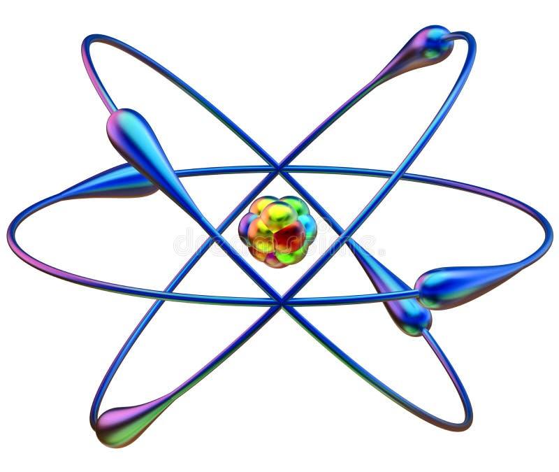 Download Kärn- Reaktioner För Kall Fusion Stock Illustrationer - Illustration av molekyl, ström: 27278206