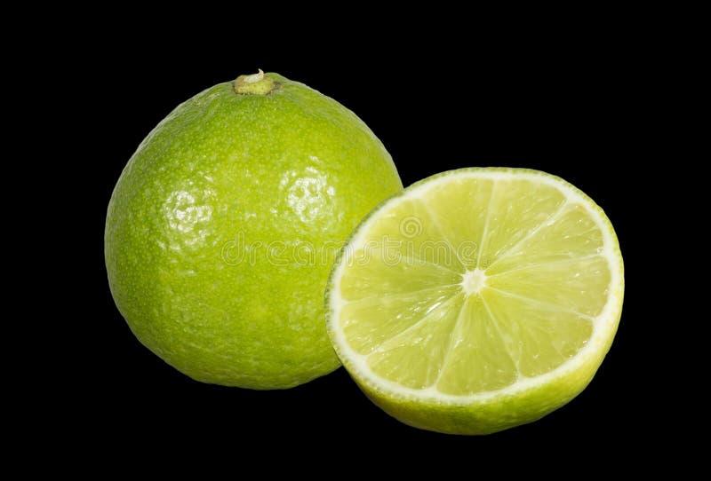 Kärnfri citron arkivbild