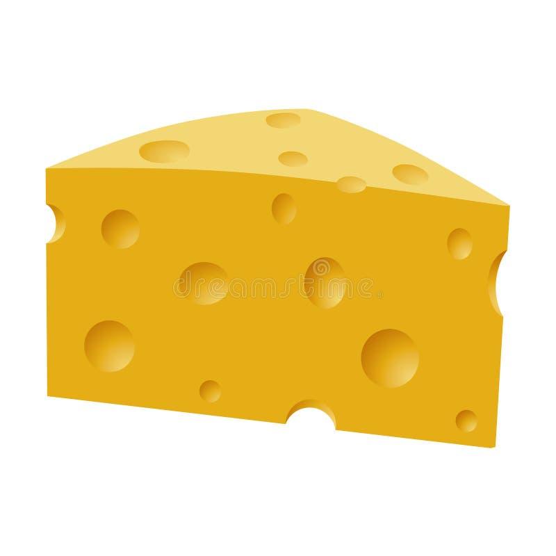 Käse lizenzfreie abbildung