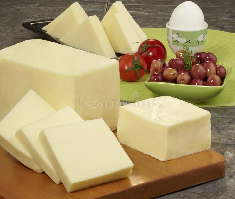 Käse im Stillleben lizenzfreies stockbild