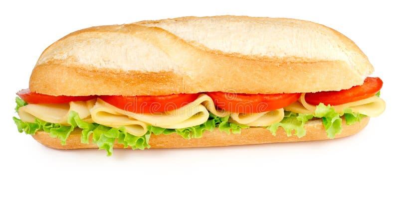 Käse und Gemüse Unterwasser lizenzfreie stockfotografie