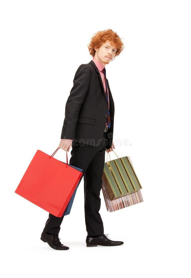 Käufer stockfoto