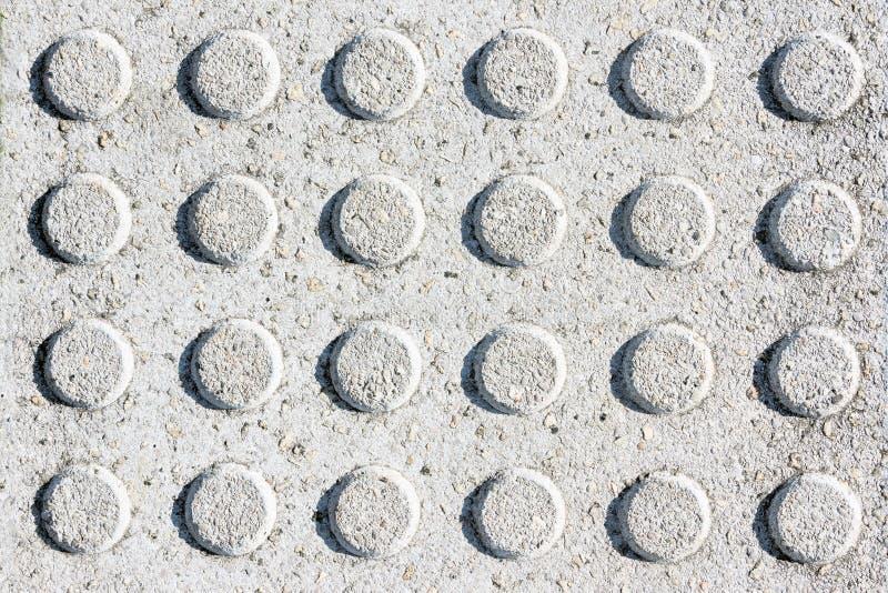 Kółkowe tekstury na granitowej podłoga obrazy stock