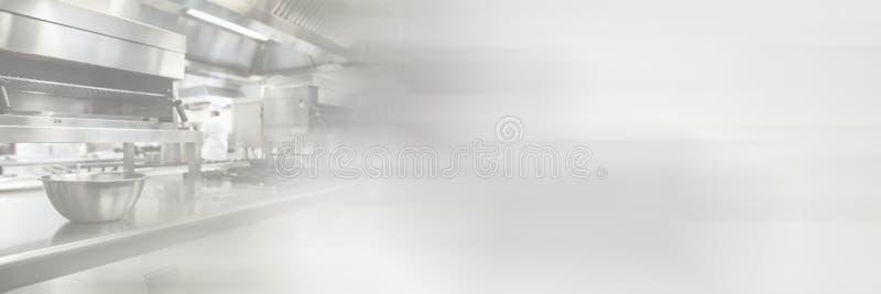 kök med suddig bakgrund arkivfoto