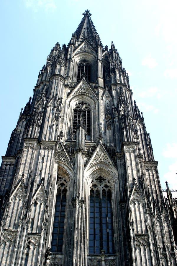 Köln-Kathedrale stockbilder