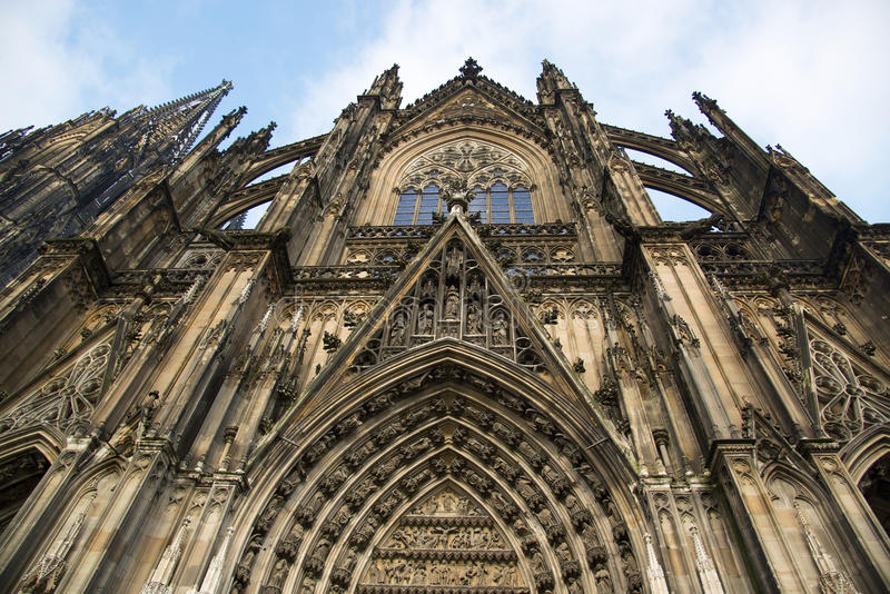 Kölner Dom. Germany. stock photos