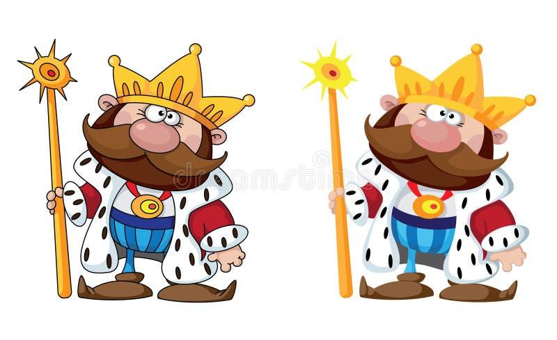 König Lizenzfreie Stockfotos