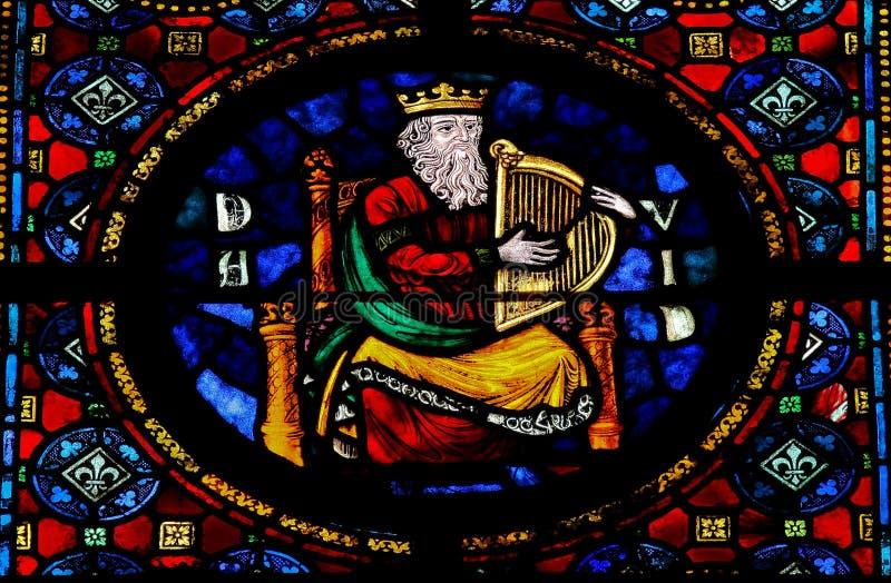 König David stockfoto