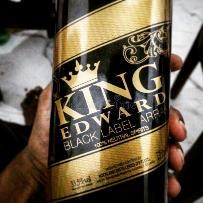 König Edward stockbild