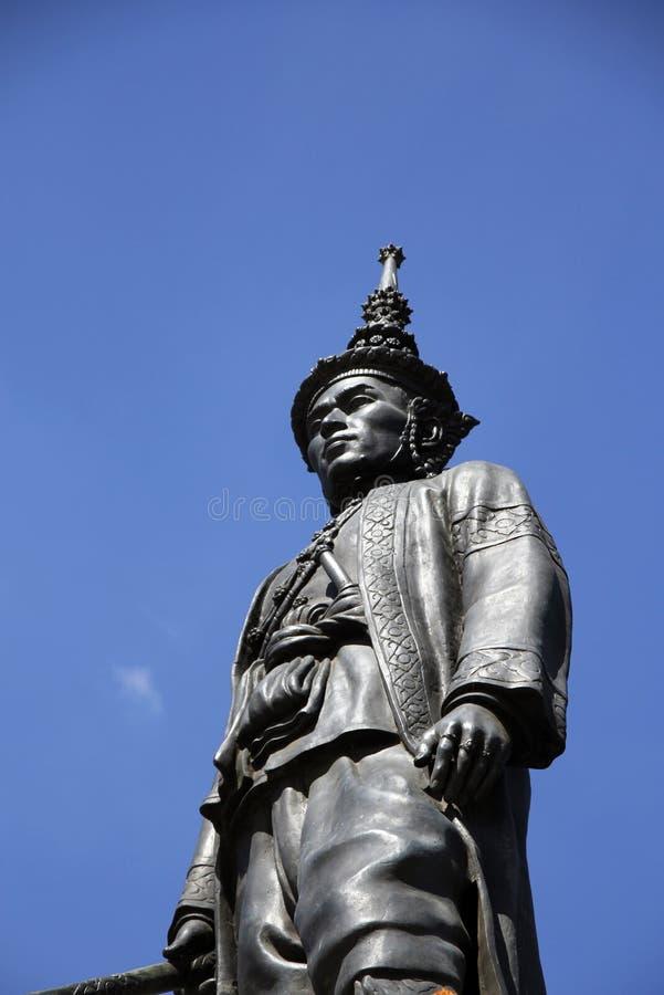 König Narai stockfotografie