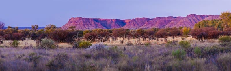 Könige Canyon lizenzfreie stockfotos