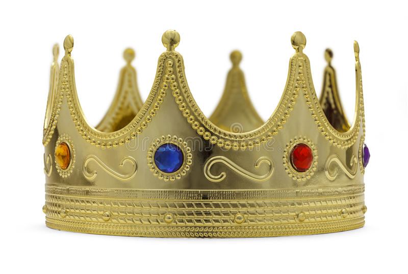 Könige Crown stockfoto
