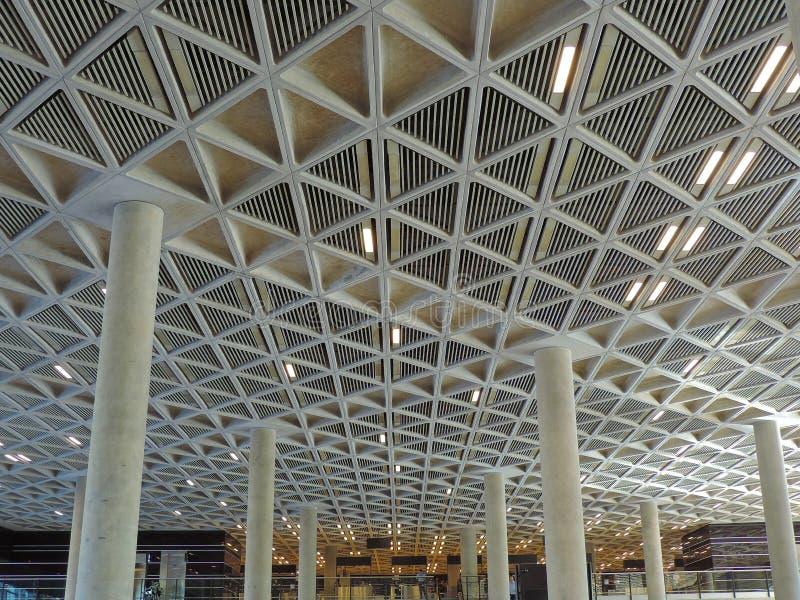 Königin Alia International Airport, Jordanien stockfotografie