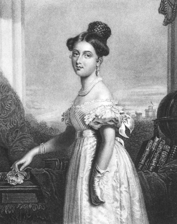 Königin Victoria lizenzfreie stockfotografie