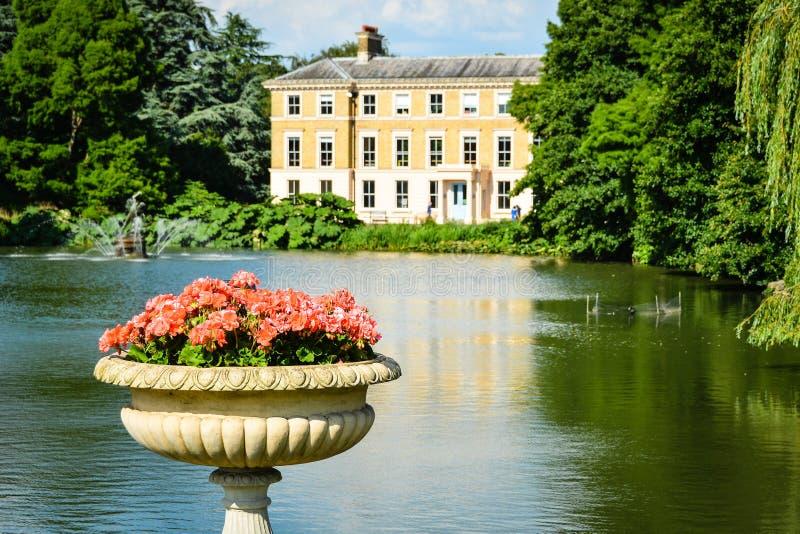 Königliche botanische Gärten, Kew stockbild