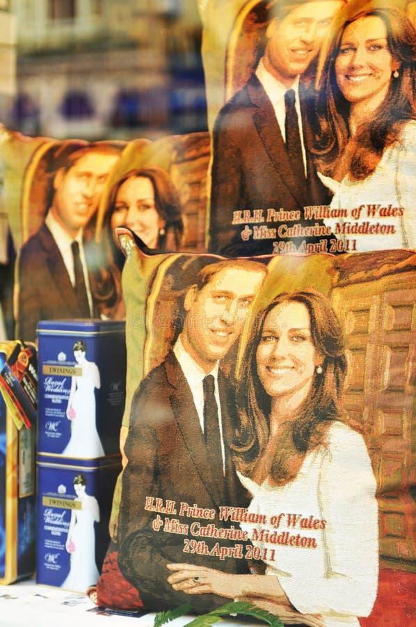 Königliche Hochzeit lizenzfreies stockfoto