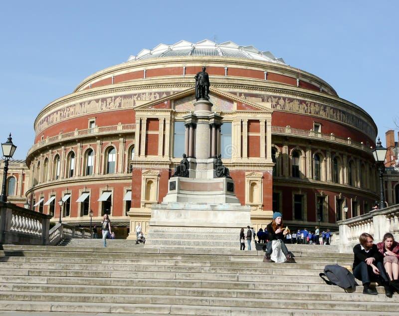 Königlicher Albert Hall lizenzfreie stockbilder