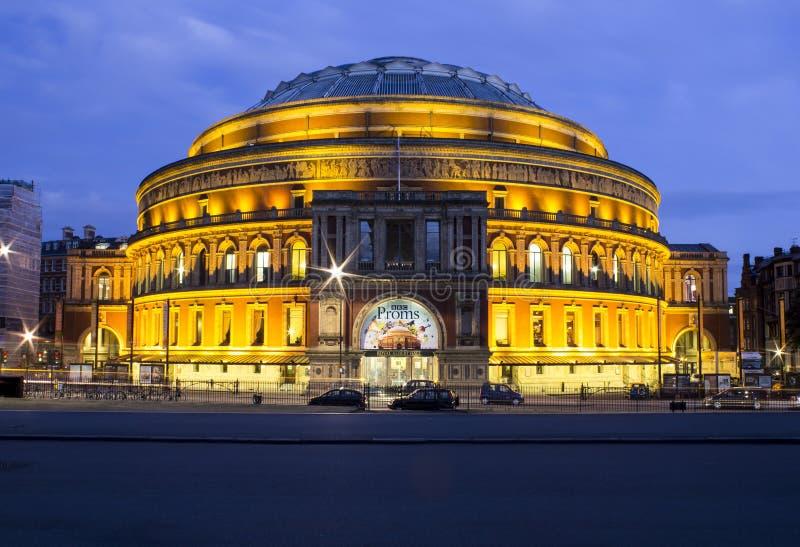 Königlicher Albert Hall in London lizenzfreies stockfoto