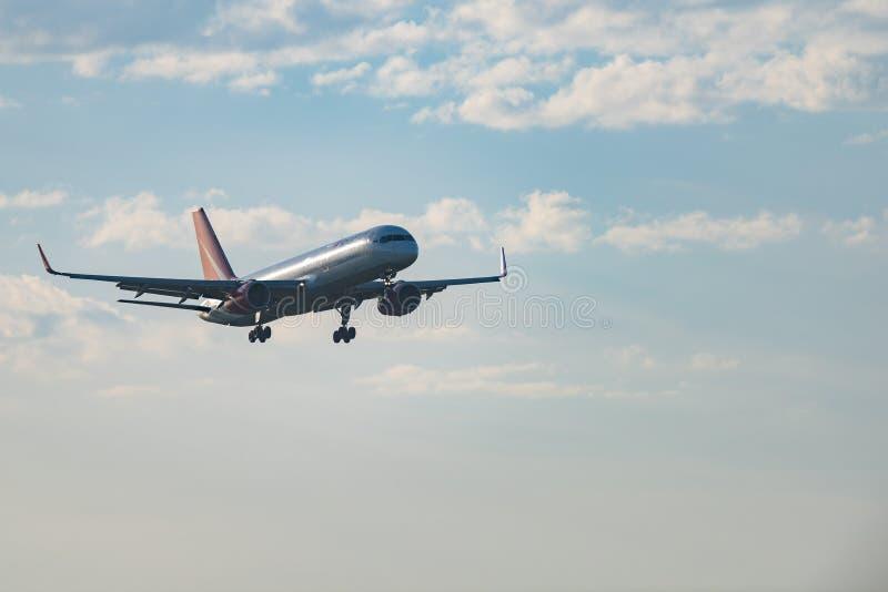 Königlicher Flug Boeings 757-2Q8 VQ-BTR lizenzfreies stockfoto
