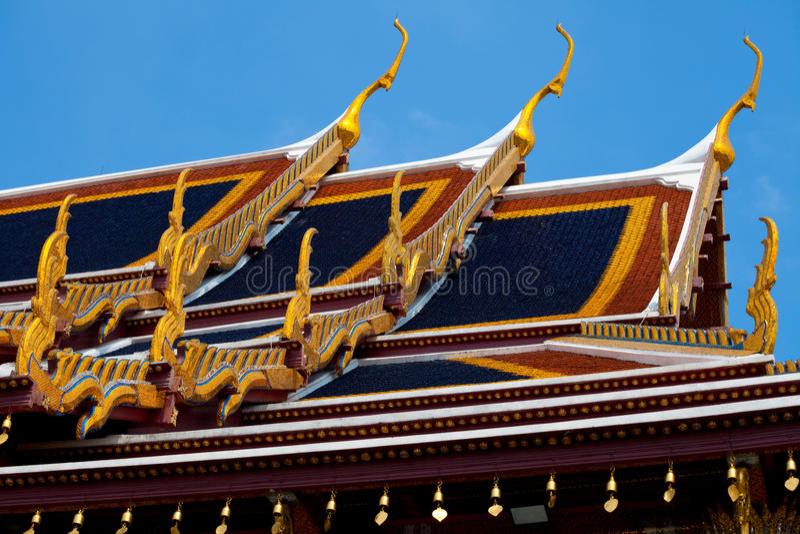 Königlicher Palast in Bangkok stockfotos