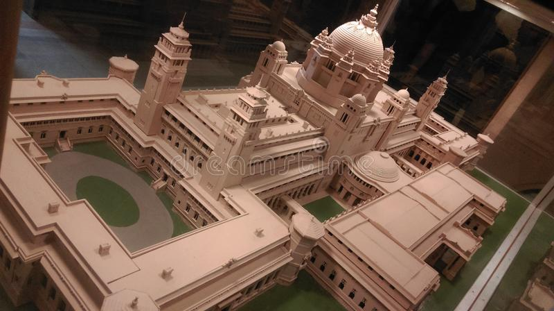 königlicher Palast Jodhpur lizenzfreie stockfotografie
