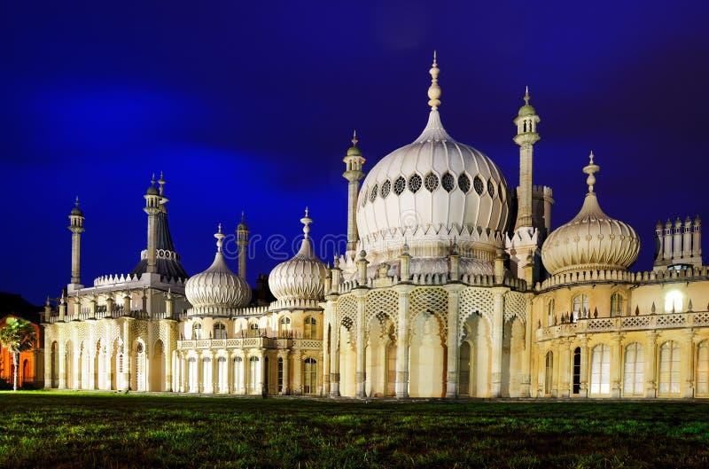 Königlicher Pavillion, Brighton lizenzfreies stockbild