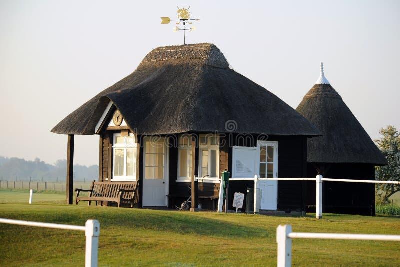 Königliches Golfplatz-Sandwich Str.-Georges öffnen 2011 lizenzfreie stockfotografie