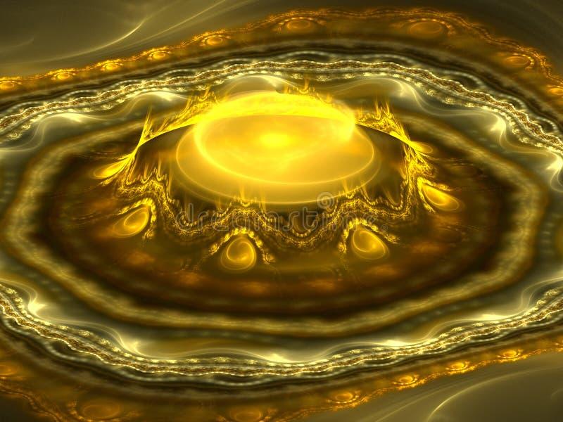 Königliches Juwel lizenzfreie abbildung
