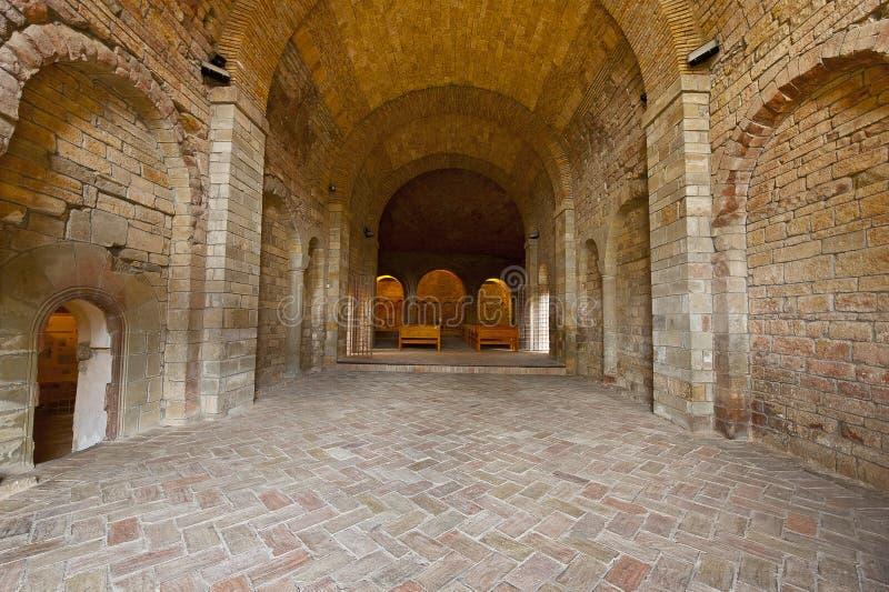 Königliches Kloster stockbild
