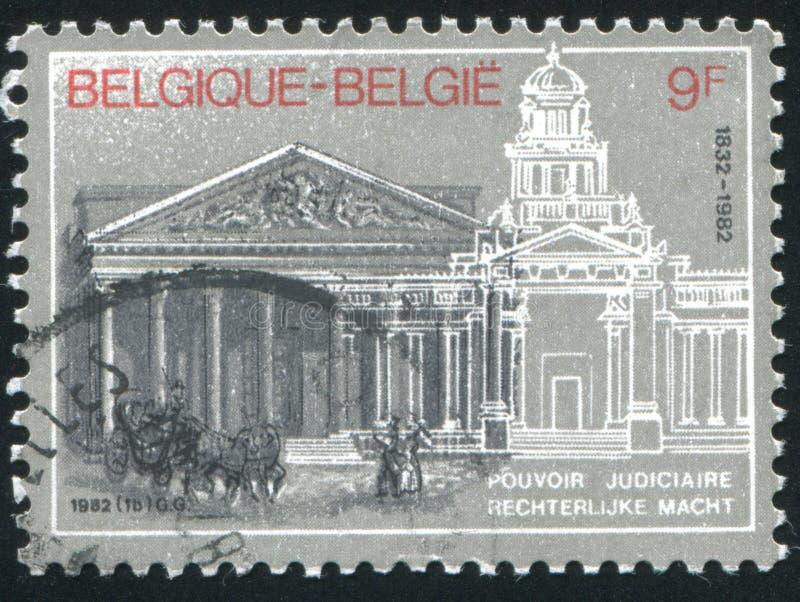 Königliches Konservatorium von Musik Sesquicentennial stockbild