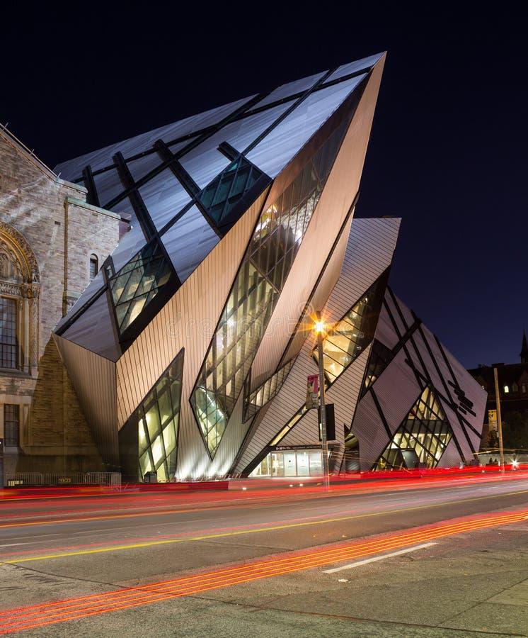 Königliches Ontario-Museum stockfoto