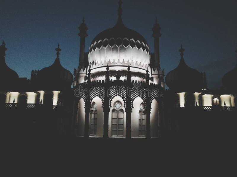 Königliches Pavillon stockfotografie