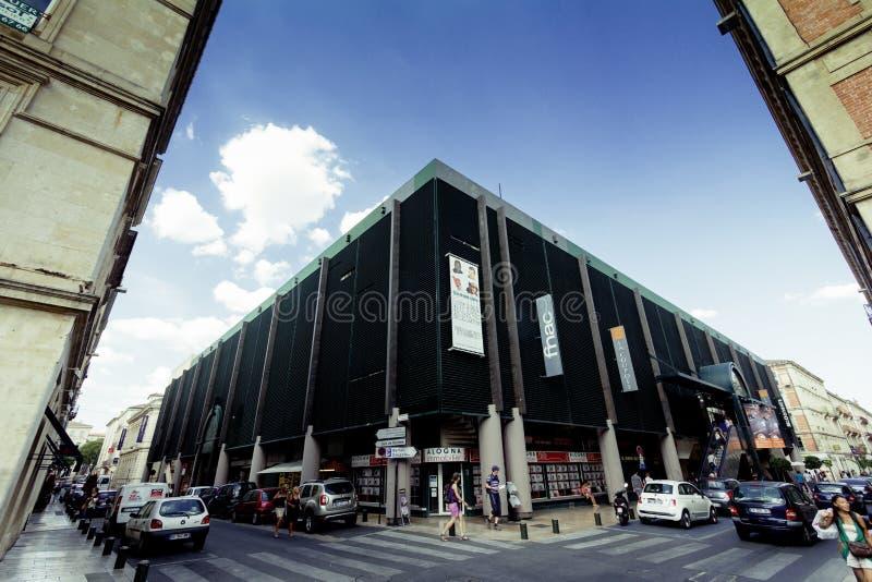 Köpcentrum royaltyfria bilder