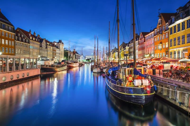 Köpenhamn royaltyfria bilder