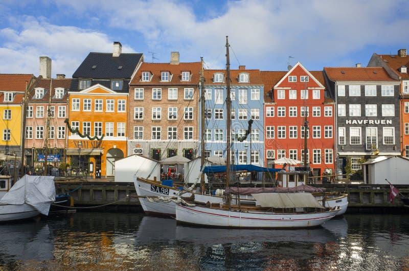 Köpenhamn Danmark royaltyfria bilder
