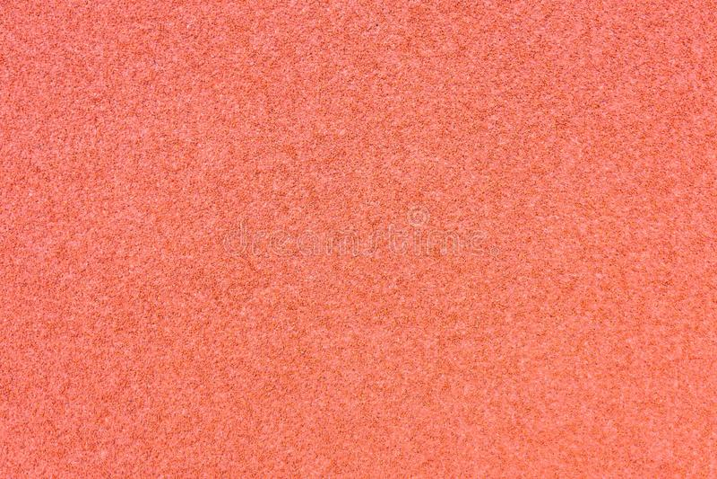 Körande för gummiräkning för spår röd jordtextur royaltyfri foto