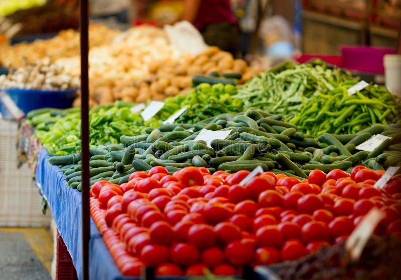 Körner am Landwirt-Markt lizenzfreie stockfotografie