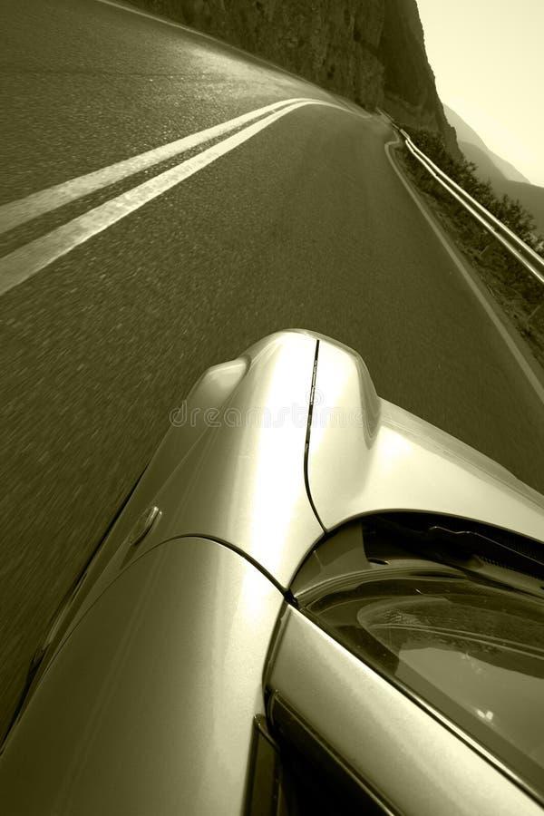 körning royaltyfri fotografi
