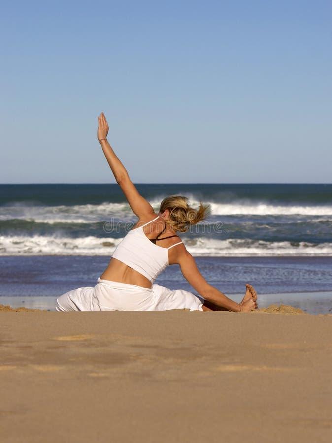 Körperlicher Wellness lizenzfreie stockfotos