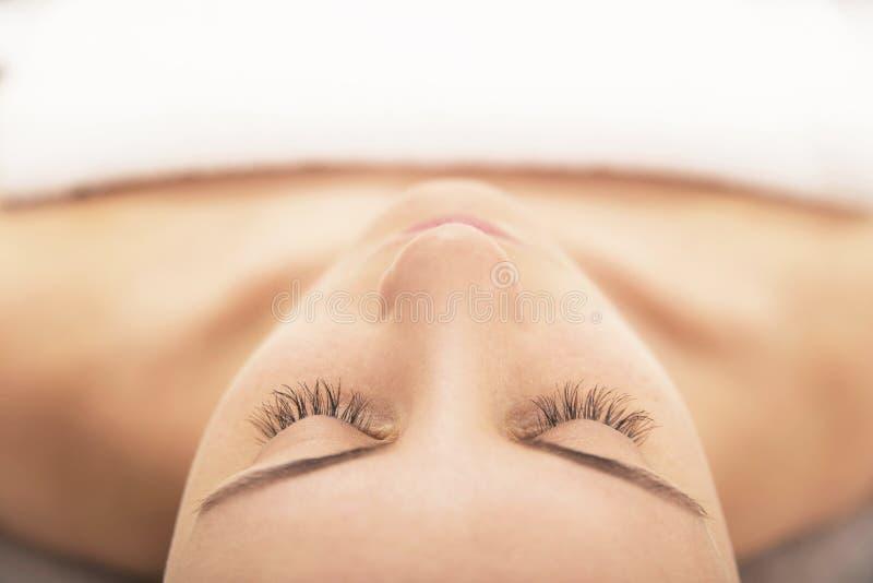 Körperpflege und Schönheit stockbild