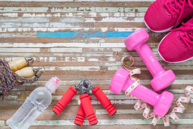 Körperpflege und Schönheit, Gewicht und nährendes gesundes Lebensstil conce stockfotografie