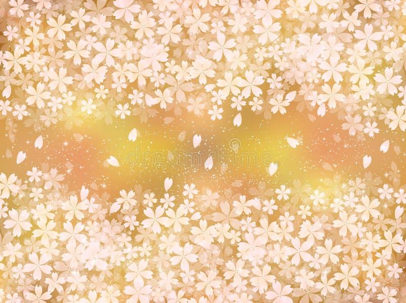 Download Körsbärsrött träd vektor illustrationer. Illustration av stjärna - 37344716